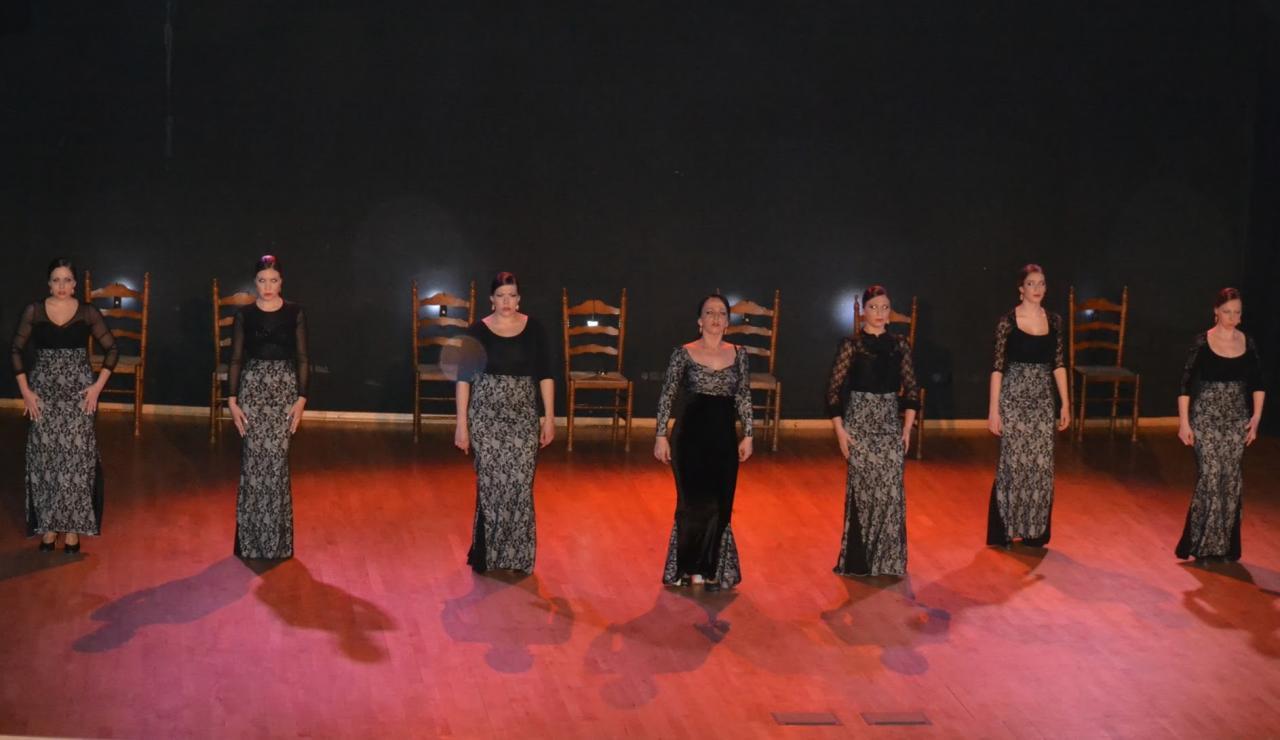 Compañía Raíces Flamencas
