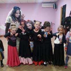 Zombis flamencas